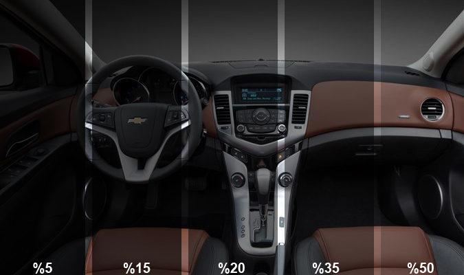 Araçlarda Cam Filmi Yasak mı?